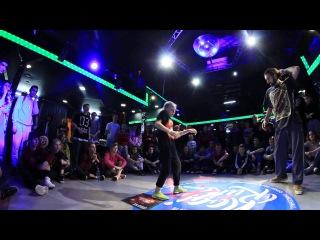 xNVR9xHip-Hop PRO 1/2x Мамонова Маша vs RONIN