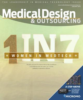 Medical Design & Outsourcing - January 2016