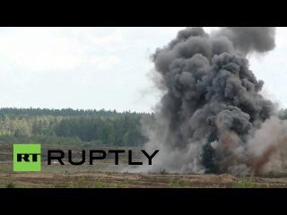 5000 солдат НАТО на учениях в Литве