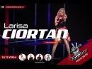 Larisa Ciortan Smells like teen spirit Nirvana Auditii pe nevazuteEd 4 Vocea Romaniei2015 Sezon5