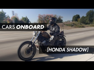 [SHORT FILM] HONDA SHADOW
