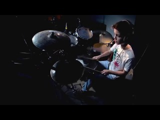 Blink 181 - After Midnight (drums cover, School of Rock)