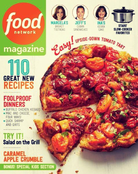 Food Network - September 2016