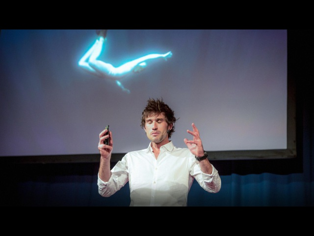 The Exhilarating Peace of Freediving Guillaume Néry TED Talks