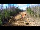 Руслан-1 - промо ролик строительства дороги Кубинка - Алабино