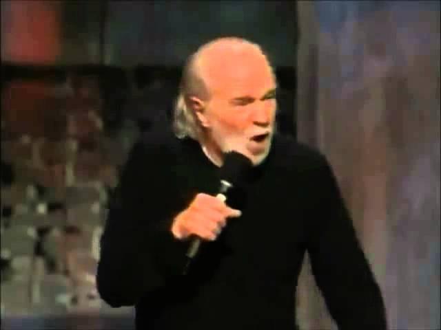 George Carlin - Honesty Bill Clinton