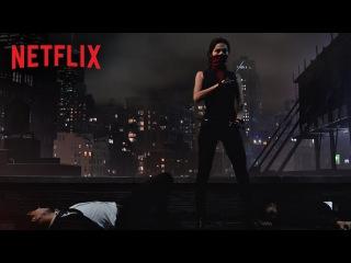 Marvel's Daredevil - Elektra - Netflix HD