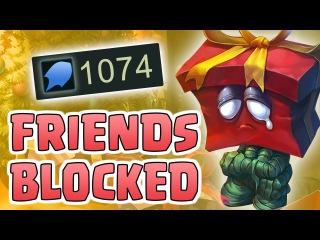 Nightblue3 - 1000+ AP FRIENDS BLOCKED ME AFTER THIS GAME AMUMU JUNGLE