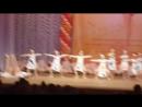 Ксюша танцует танец Оригами