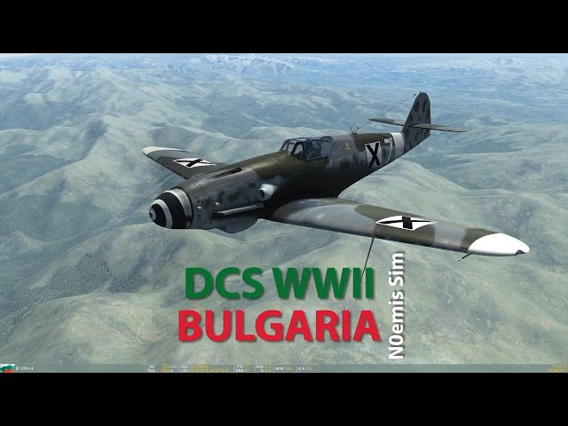 [DCS: Bf 109K-4] Operation Drainpipe
