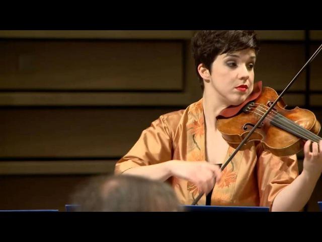 EUBO performs J S BACH Brandenburg Concerto No 3 BWV1048