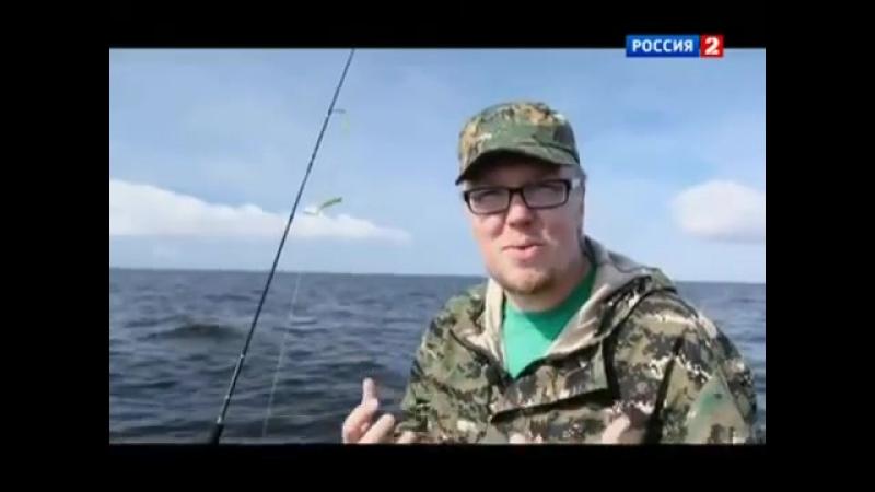 Большой тест драйв со Стиллавиным Рыбалка