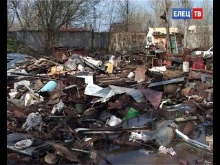 Запрещённый приём: полиция Ельца приостановила работу незаконного пункта приёма металлолома