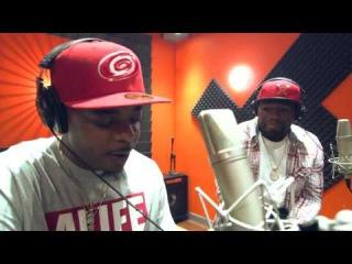50 Cent Interview with Greg Money Man Jones w/Streetz 103.3 On Buck Tv #audioboxstudios