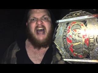 "CZW: Cage of Death X7 - ""Bulldozer"" Matt Tremont  lives & breaths CZ F'n W"
