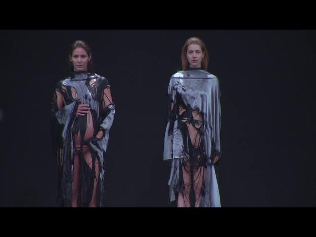 JEF MONTES Resolver January 2016 Mercedes Benz FashionWeek Amsterdam