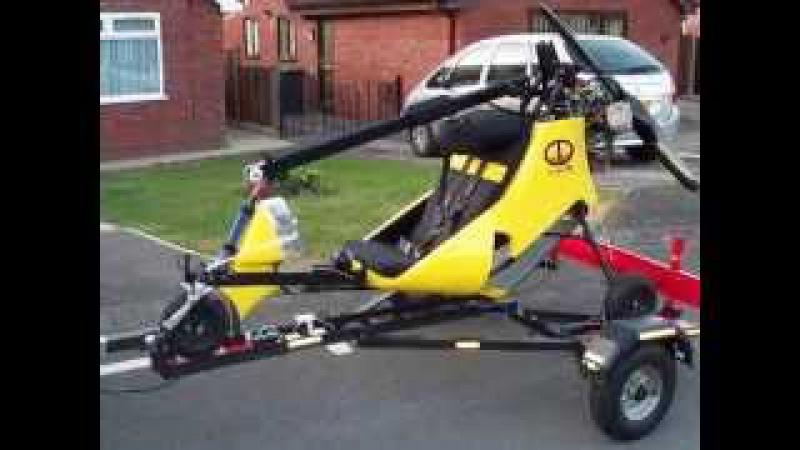 Transporting my flylight dragonfly 2