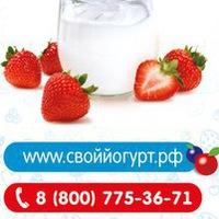 Закваски Свой йогурт Комсомольск-на-Амуре