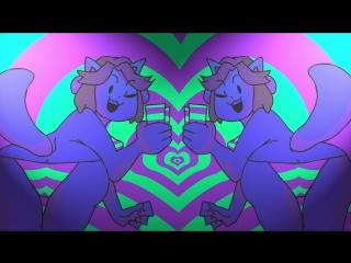 undertale music video chime remix biqle видео