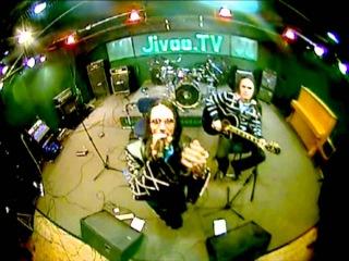 Ток-шоу КонтраПункт с группой Черный Кузнец '2011