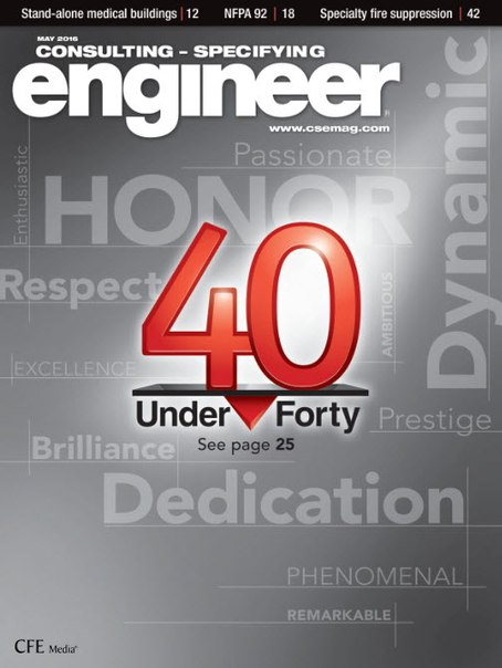 Consulting Specifying Engineer - May 2016