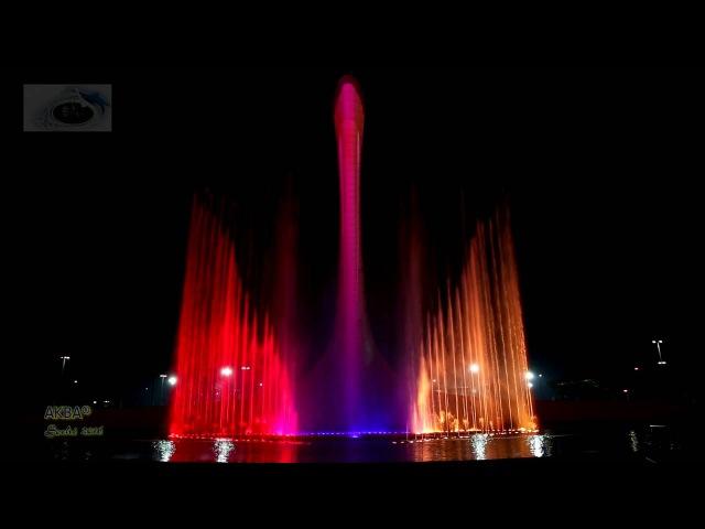 Кукушка П Гагарина Final release поющий фонтан Сочи Олимпийский парк