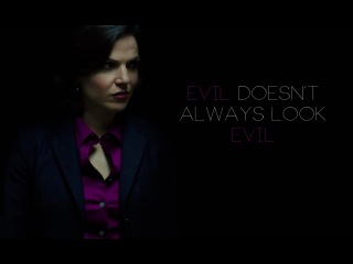 once upon a time   evil doesn't always look evil