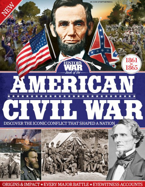 Book Of The American Civil War vk