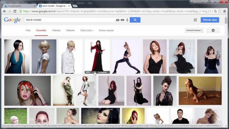 Googleda Kaliteli Görsel Arama Teknikleri