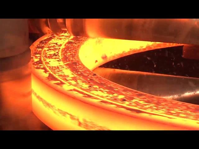Ковочный комплекс для раскатки колец RIWA 8000 500 1