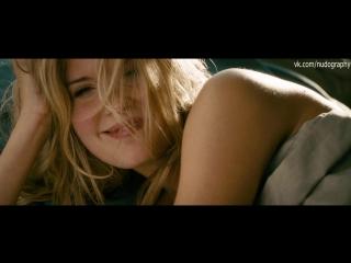 "Мэгги грейс (maggie grace) в фильме ""быстрее пули"" (faster, 2010, джордж тиллман мл.) 1080p"