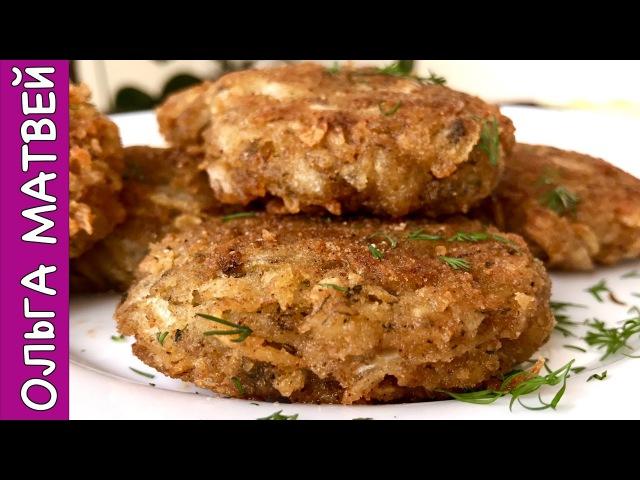 Постные Котлеты из Капусты, Очень Сочные и Вкусные | Lenten Cabbage Cutlets, English Subtitles