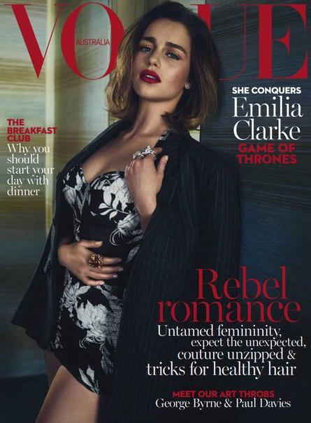 Vogue - May 2016  AU vk.com