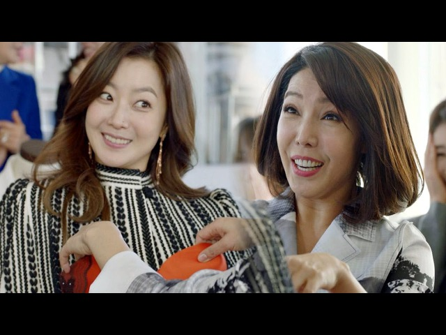 김희선, 그녀가 상류층 세계에서 예쁨 받는 법 품위있는 그녀 8회