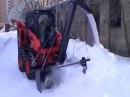 130.2 Погрузчик снега навесной на Бобкет