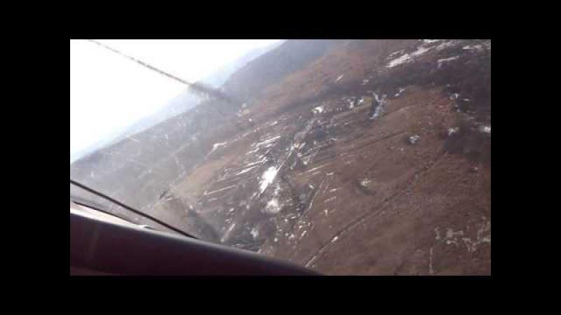 11.03 2017 Полеты в Аэроклубе Новонежино