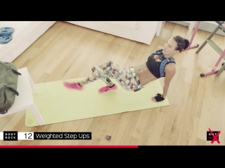HiitMax - Workout 9 - Strong Sexy Legs - BodyRock