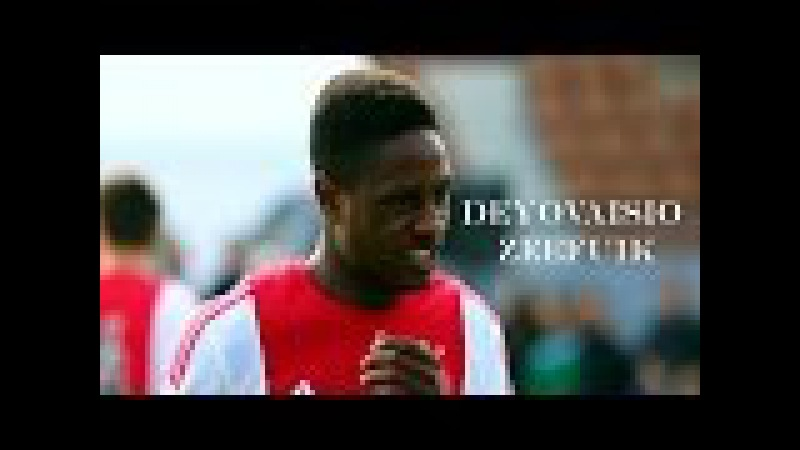 Deyovaisio Zeefuik Goals Tackles And Skills Ajax