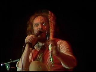 Jethro Tull - Instrumental/Cross-Eyed Mary/Wind Up/Back Door Angels - Live 1977