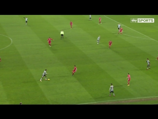 Newcastle 0-1 blackburn video watch tv show sky sports