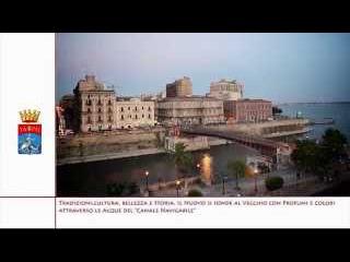 Taranto Città dei due Mari  Perla dello Jonio  e  Scrigno della Magna Grecia