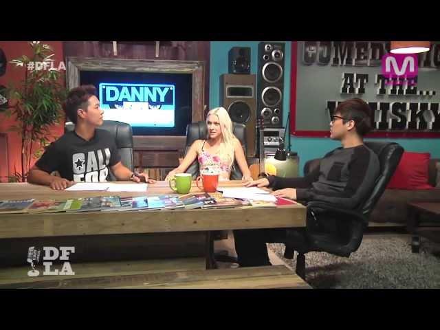 MNET 'Danny from LA' Interview with aka Stefanie Michova