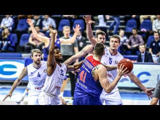 CSKA vs Tsmoki-Minsk Highlights April 10, 2017