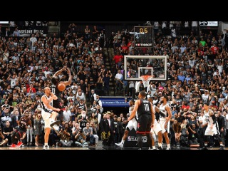 Manu Ginobili's Game-Winning Block in Game 5 | May 9, 2017 #NBANews #NBAPlayoffs #NBA