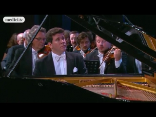 Yuri Temirkanov, Denis Matsuev - Piano Concerto No. 3 - Rachmaninov- Stars on the Bakal 20