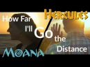 How Far I'll Go the Distance - Moana/Hercules EPIC A Cappella Mashup