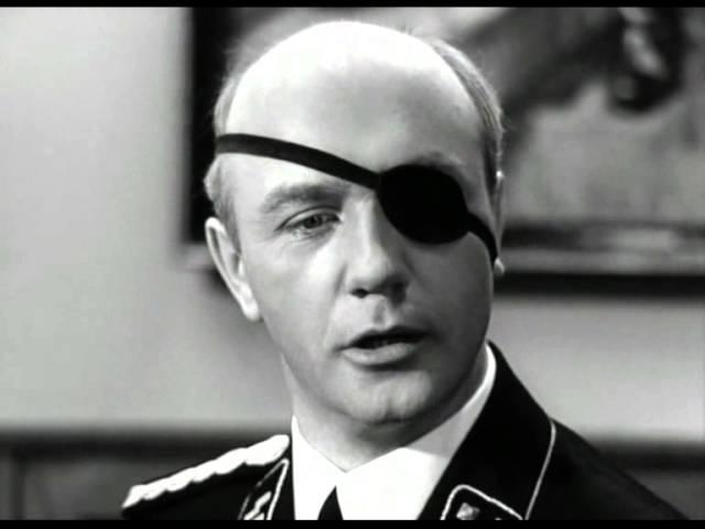 Генрих Мюллер Характер нордический Штирлиц под подозрением