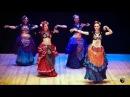 «АнимА» АТС - ATS Tribal Dance - ВОСТОК-ЗАПАД 2017