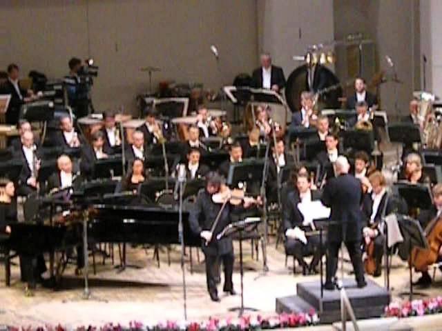 A.Shnitke - Concerto for viola and orchestra - Yuri Bashmet