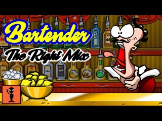 Bartender: The Right Mix - Games For Kids To Play Android Gameplay Funny Videos Crazy Game